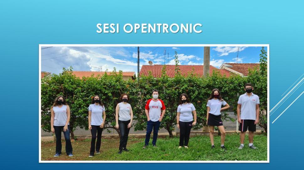 Alunos do SESI-SP criam sistema de monitoramento de aglomerações e vencem competição de robótica
