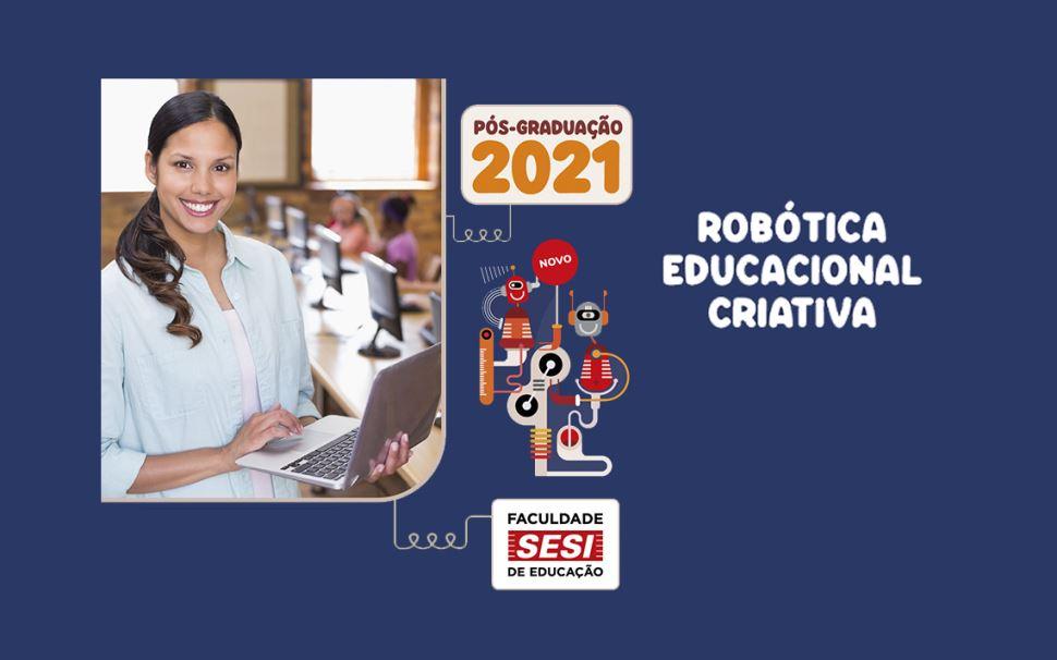 A robótica do Sesi-SP, que é referência em campeonatos mundiais, ganha curso de pós-graduação