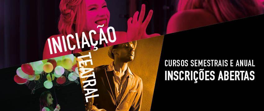 SESI Santos oferece curso gratuito de teatro