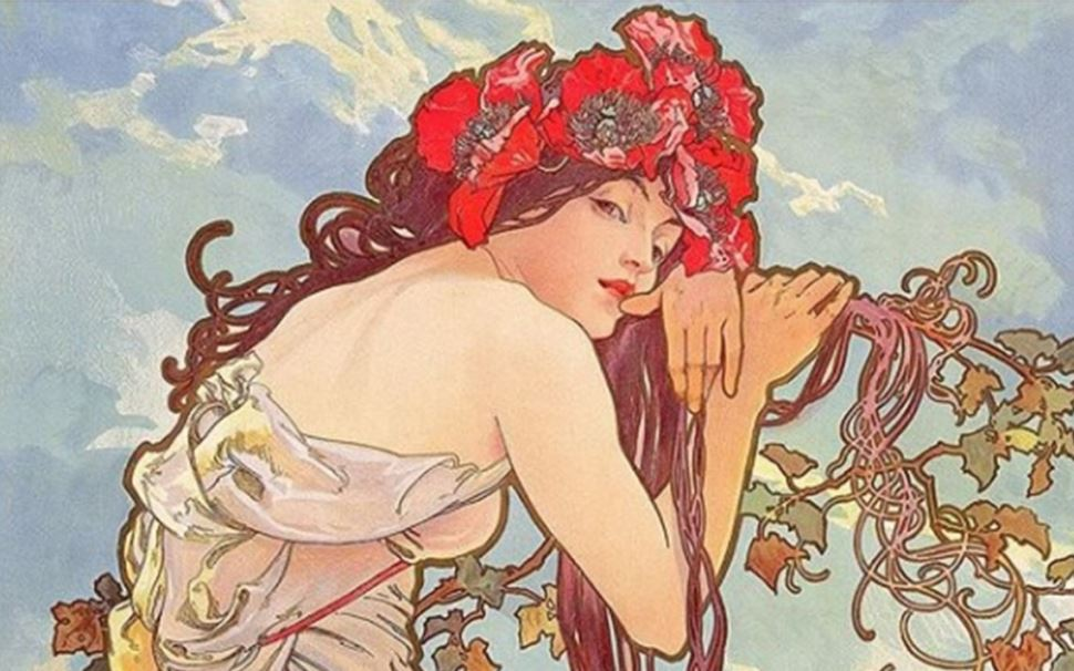Até 26/1: prorrogada a exposição de Alphonse Mucha: o Legado da Art Nouveau, no Centro Cultural FIESP.