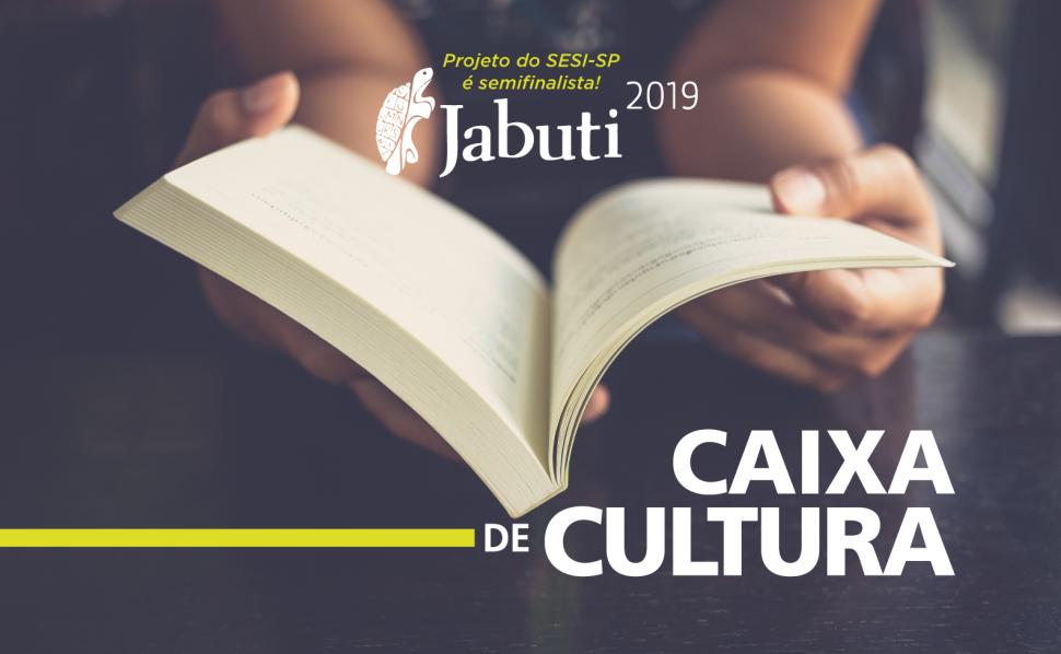 Há mais de 70 anos transformando vidas por meio da leitura, projeto do SESI-SP é semifinalista do Prêmio Jabuti 2019