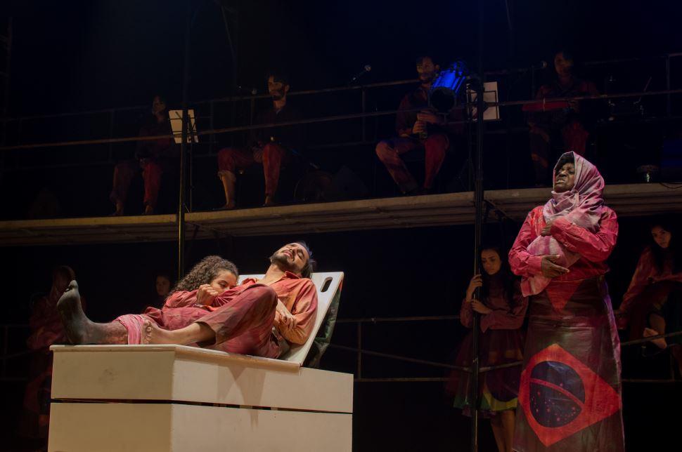 Espetáculo do NAC São José dos Campos é premiado no 47º FENATA – Festival Nacional de Teatro de Ponta Grossa