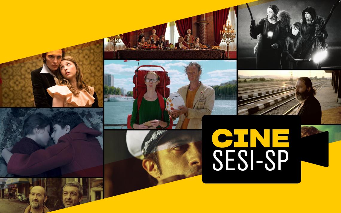 Para assistir no conforto do lar: Cine SESI-SP faz parceria com plataforma de filmes por streaming