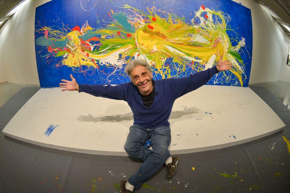 Destinos, o Homem Inventa o Homem apresenta obras inéditas de José Roberto Aguilar no Centro Cultural Fiesp