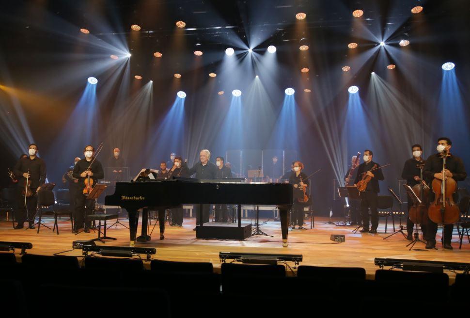 Concerto da Bachiana Filarmônica SESI-SP homenageia professores encerra Semana SESI Pausar e Recarregar