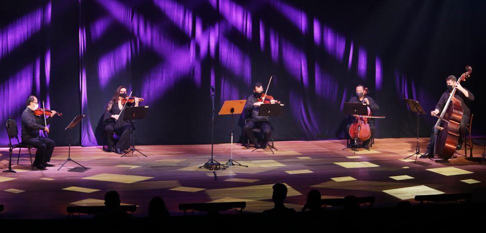 Faça sua reserva para o Concerto Especial com o Quinteto Bachiana Sesi-SP