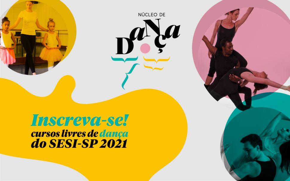 SESI São José dos Campos abre inscrições para cursos de dança