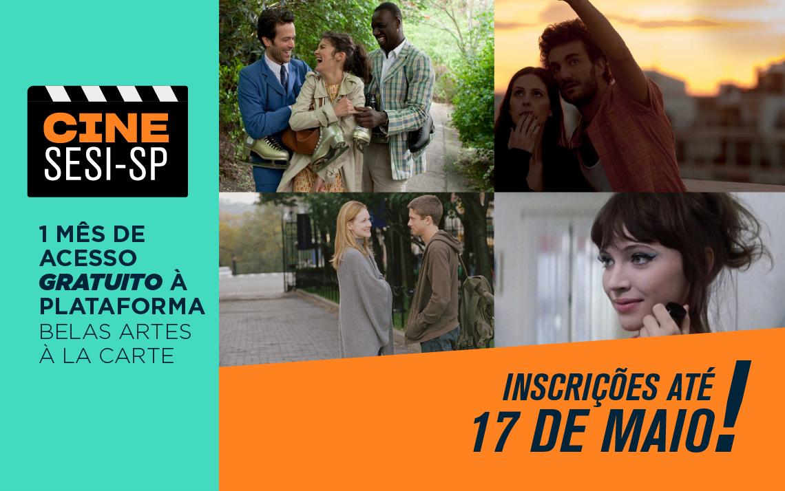 Cine Sesi-SP Belas Artes à la carte abre novo lote para reservas gratuitas nesta quinta (13/5)
