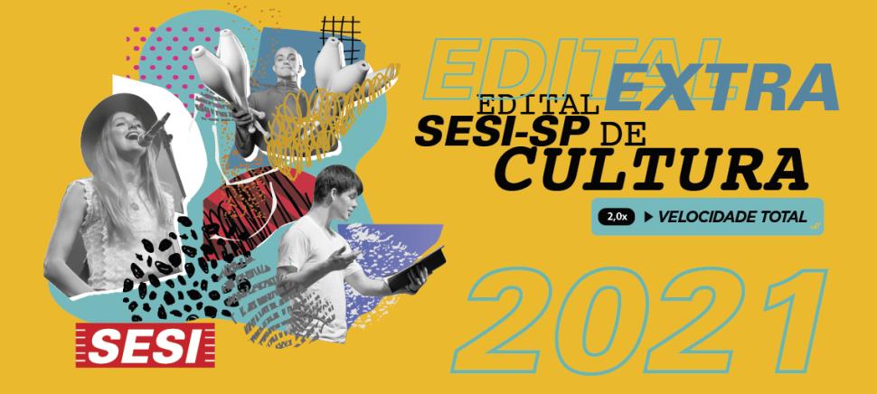 Edital extra de cultura contempla projetos das áreas de música, dança, teatro e circo