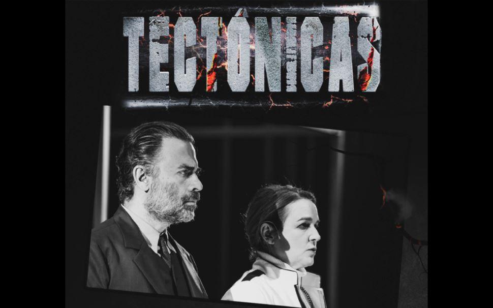 Em cartaz no Teatro do Sesi-SP, espetáculo Tectônicas, de Samir Yazbek, com direção de Marcelo Lazzaratto, tem sido sucesso de público e crítica