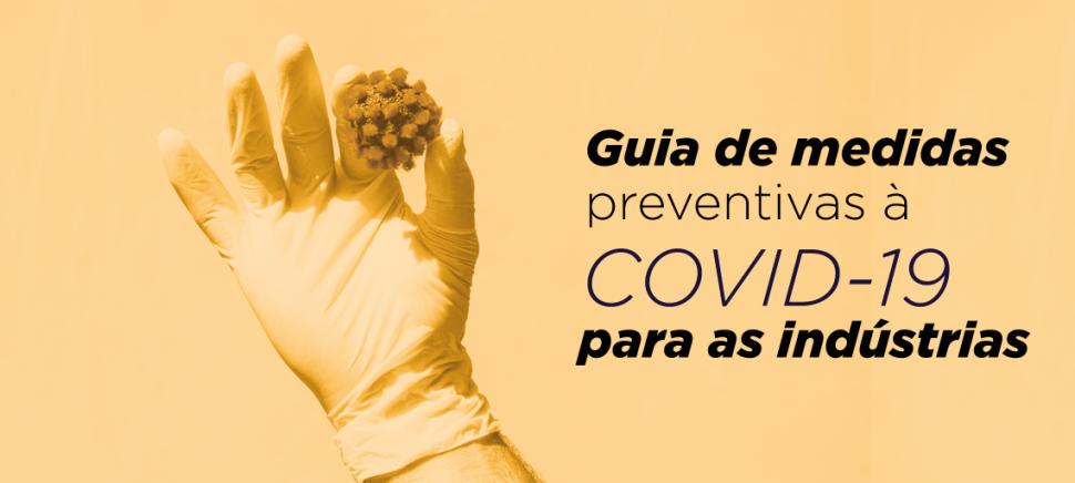 Guias rápidos do SESI-SP para prevenção e cuidados contra o Coronavírus