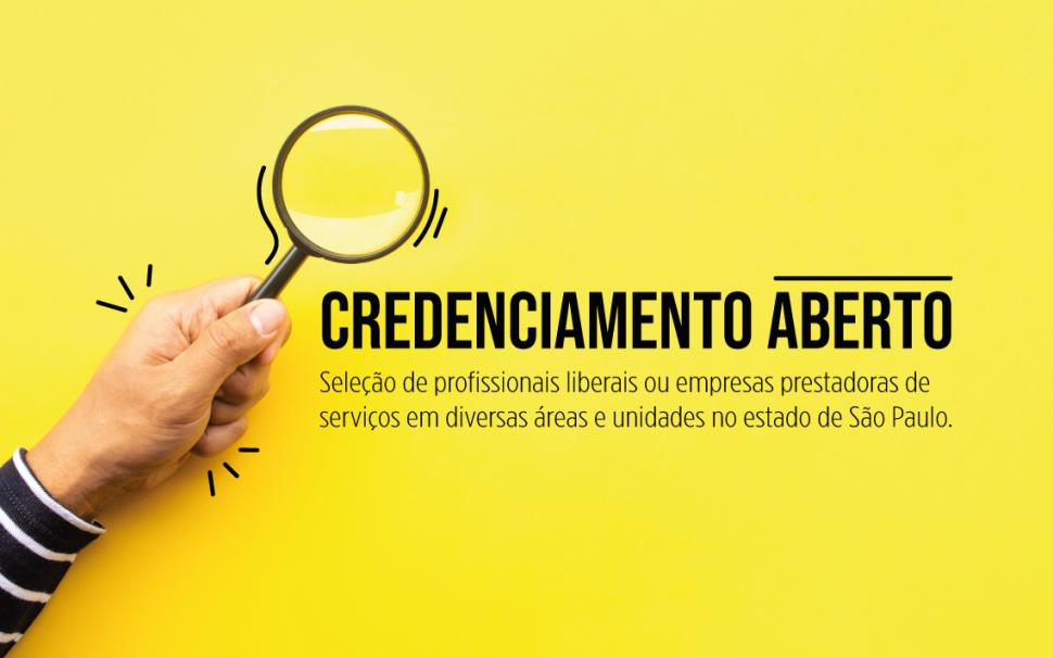 Sesi-SP credencia prestadores de serviço em SST, saúde, bem-estar e responsabilidade social