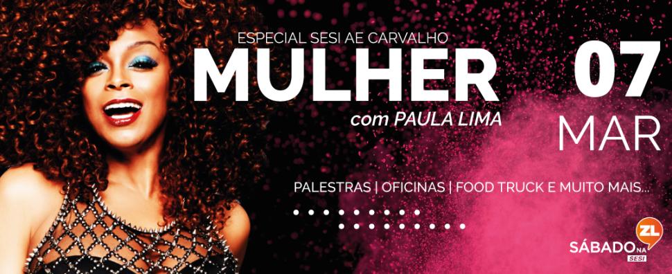 Especial SESI AE Carvalho MULHER!