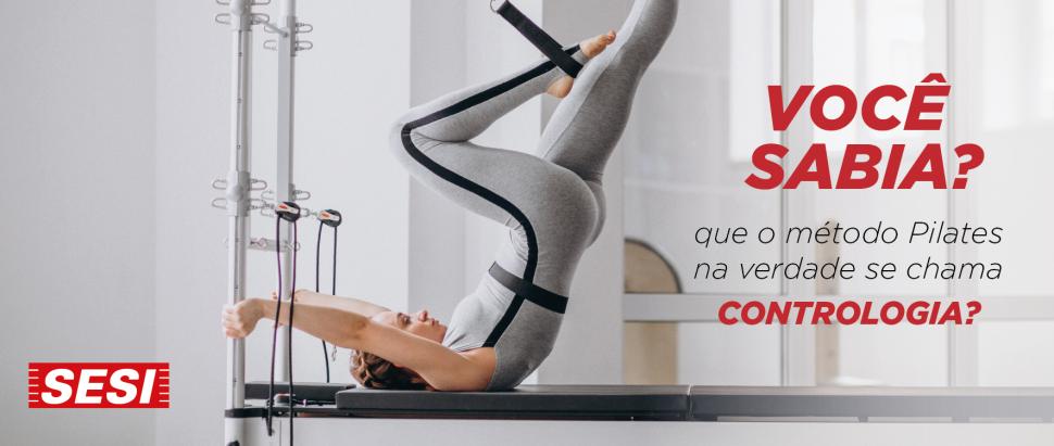 A origem do Pilates