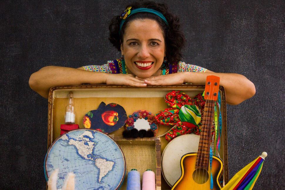 Contação de histórias: Contos e lendas do Brasil