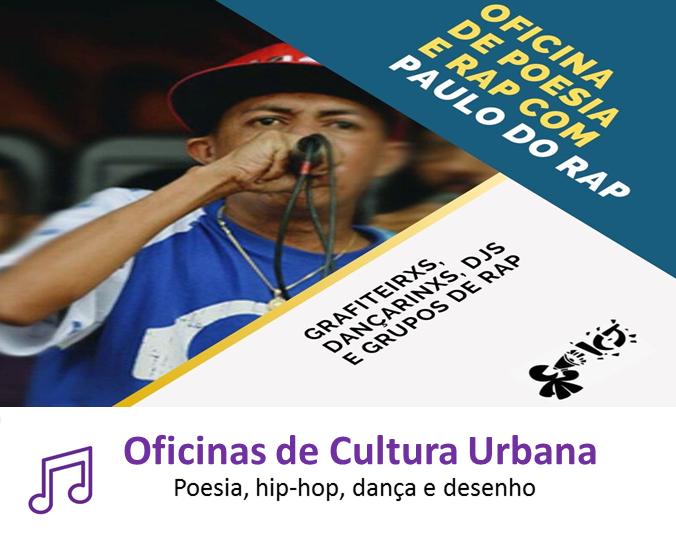 Oficinas de Cultura Urbana - ICJ