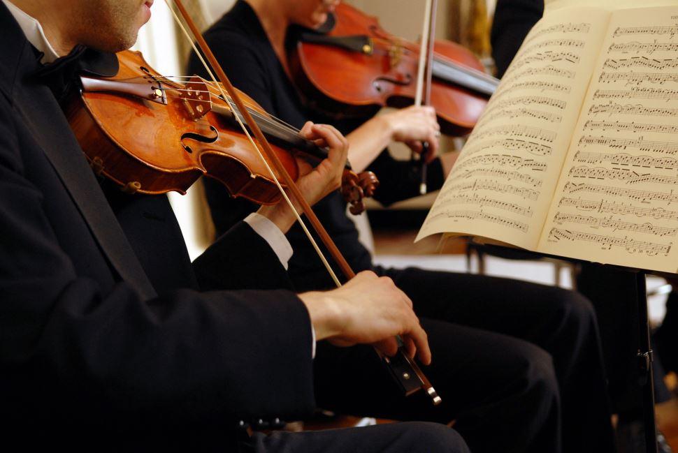 Orquestra de Câmara Apromus - ensaio aberto
