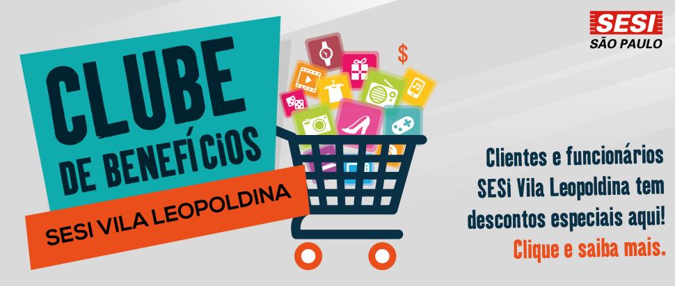 Clube de Benefícios SESI Vila Leopoldina