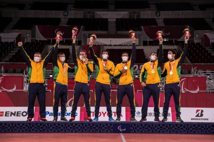 Comitê Paralímpico 6